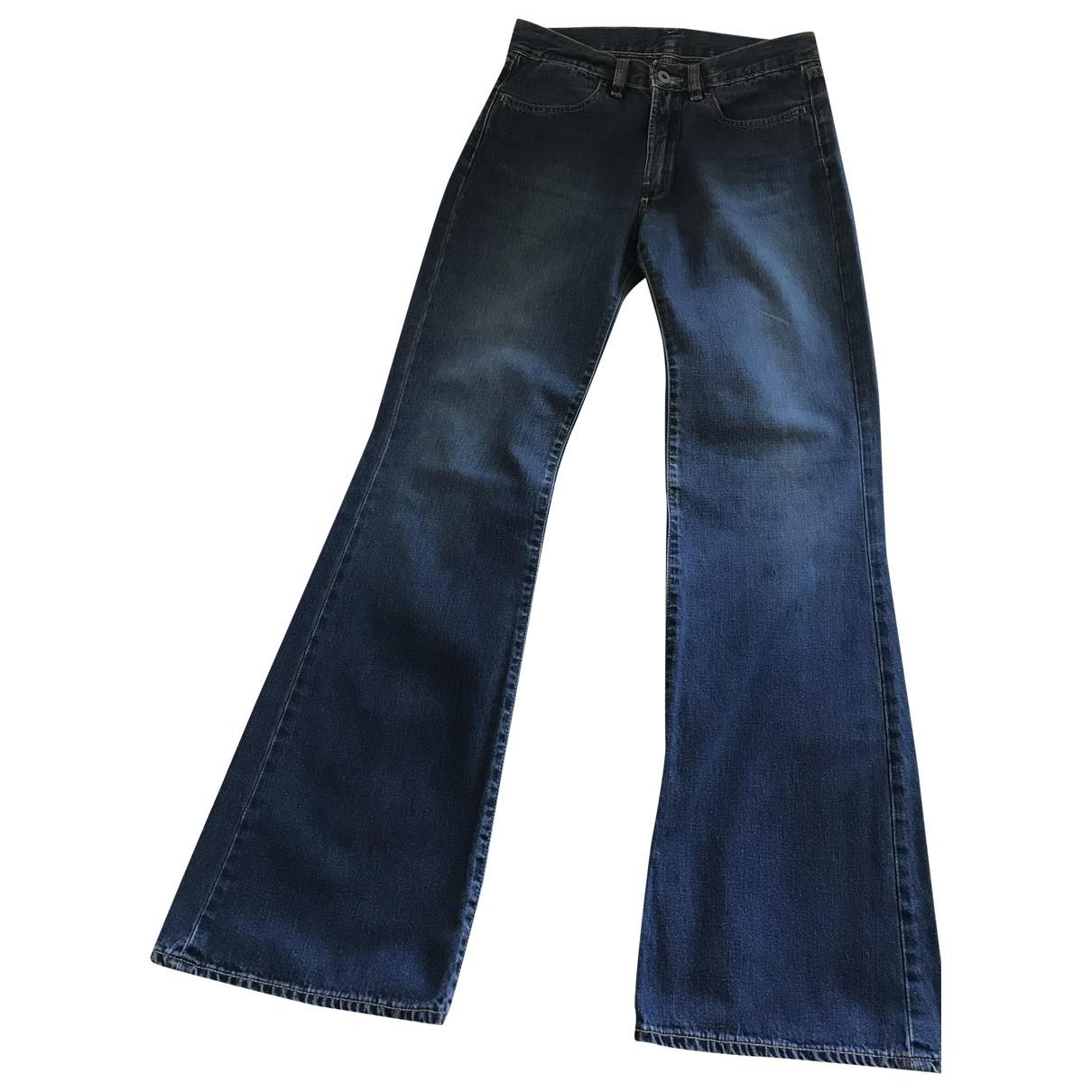 Diesel \N Blue Denim - Jeans Jeans for Women 26 US