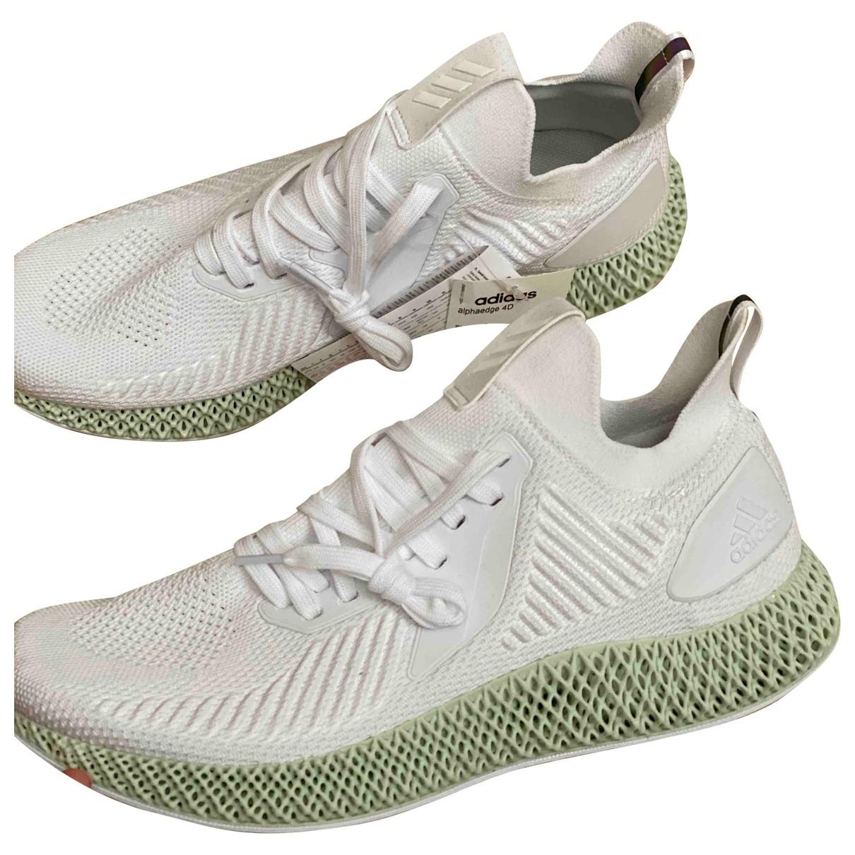 Adidas - Baskets ZX pour homme en toile - blanc