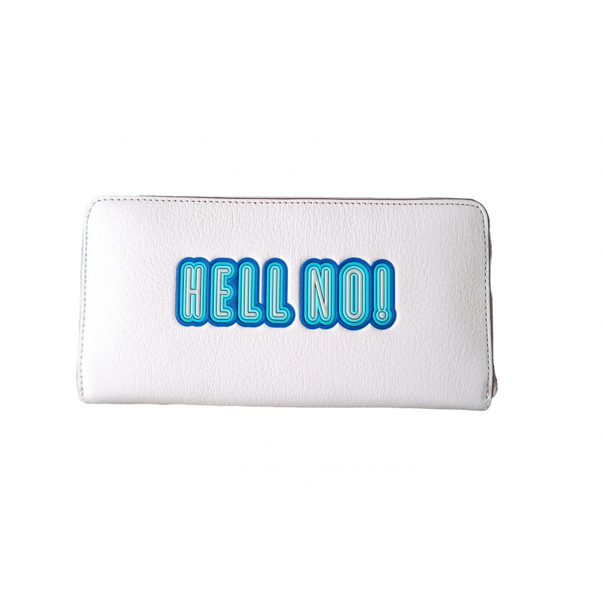 Anya Hindmarch \N Pink Leather wallet for Women \N