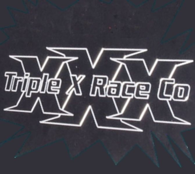 Triple X Race Components TXRHF-37304-BLK AN Reducer #4 Female x #3 Male