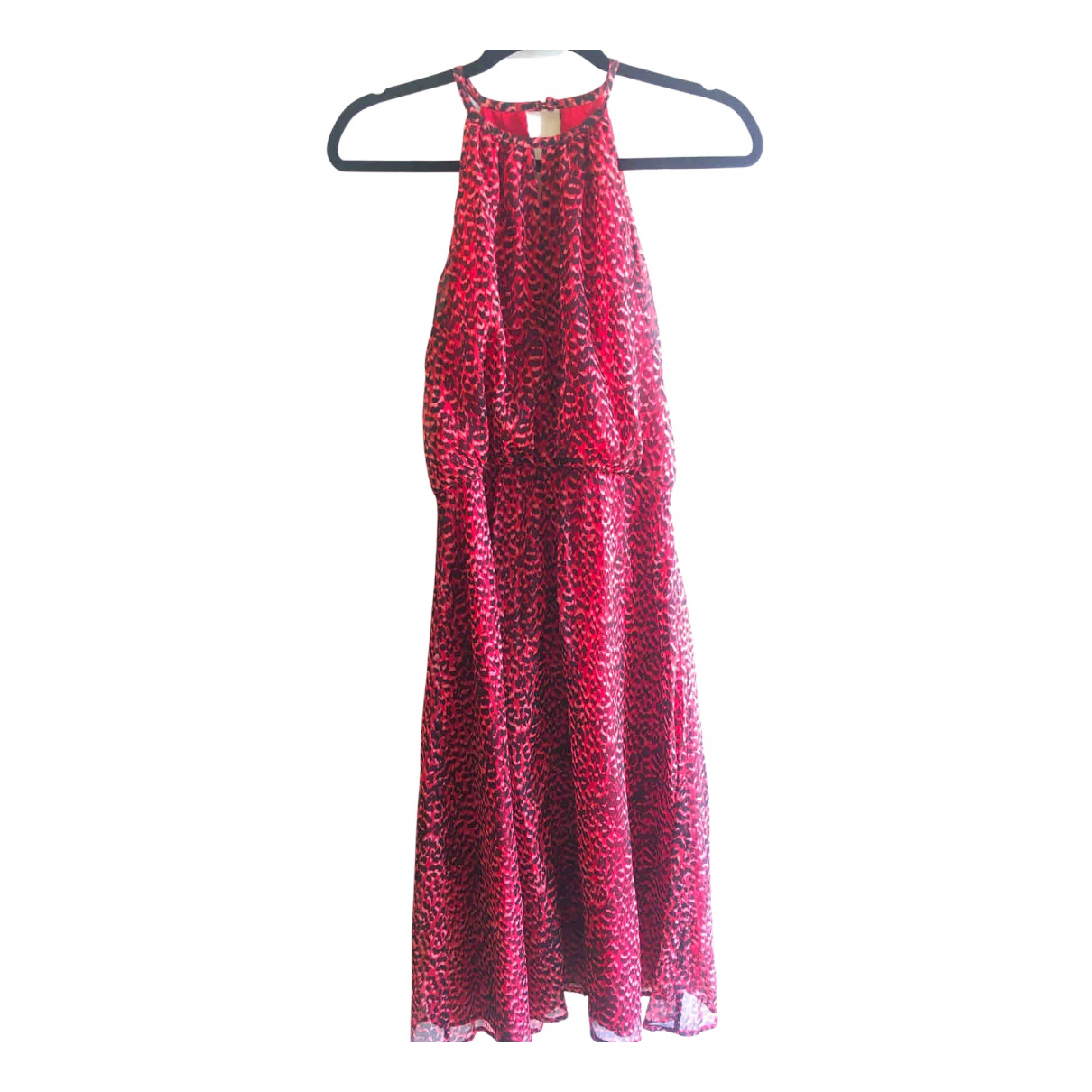 French Connection \N Kleid in  Rot Polyester