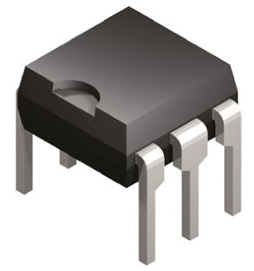 ON Semiconductor , H11L1TVM DC Input Logic Gate Output Optocoupler, Through Hole, 6-Pin DIP (5)