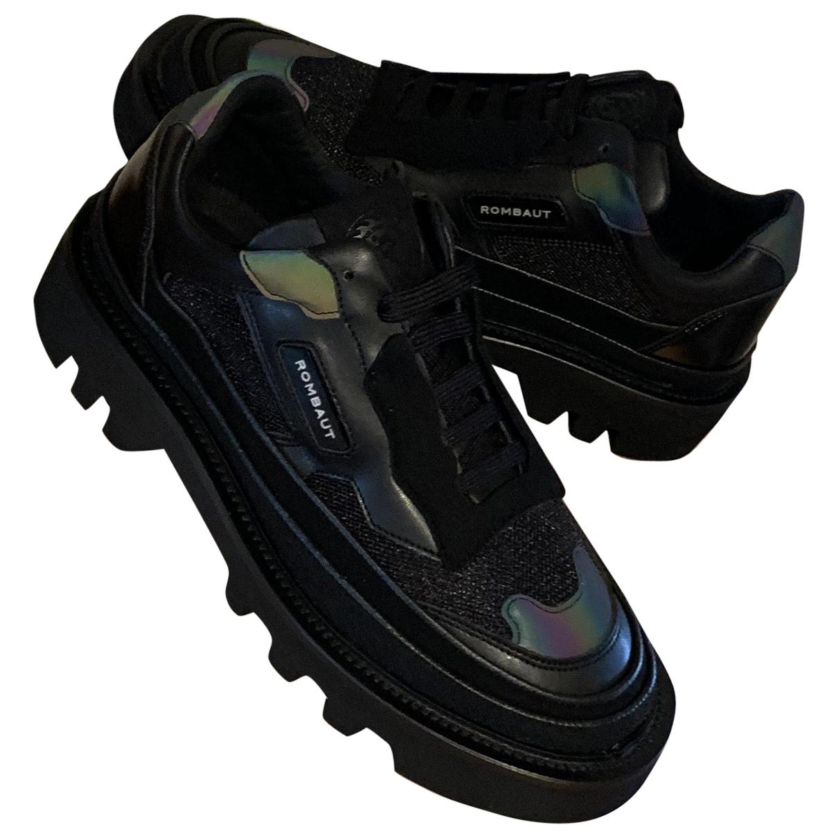 Rombaut \N Sneakers Schwarz