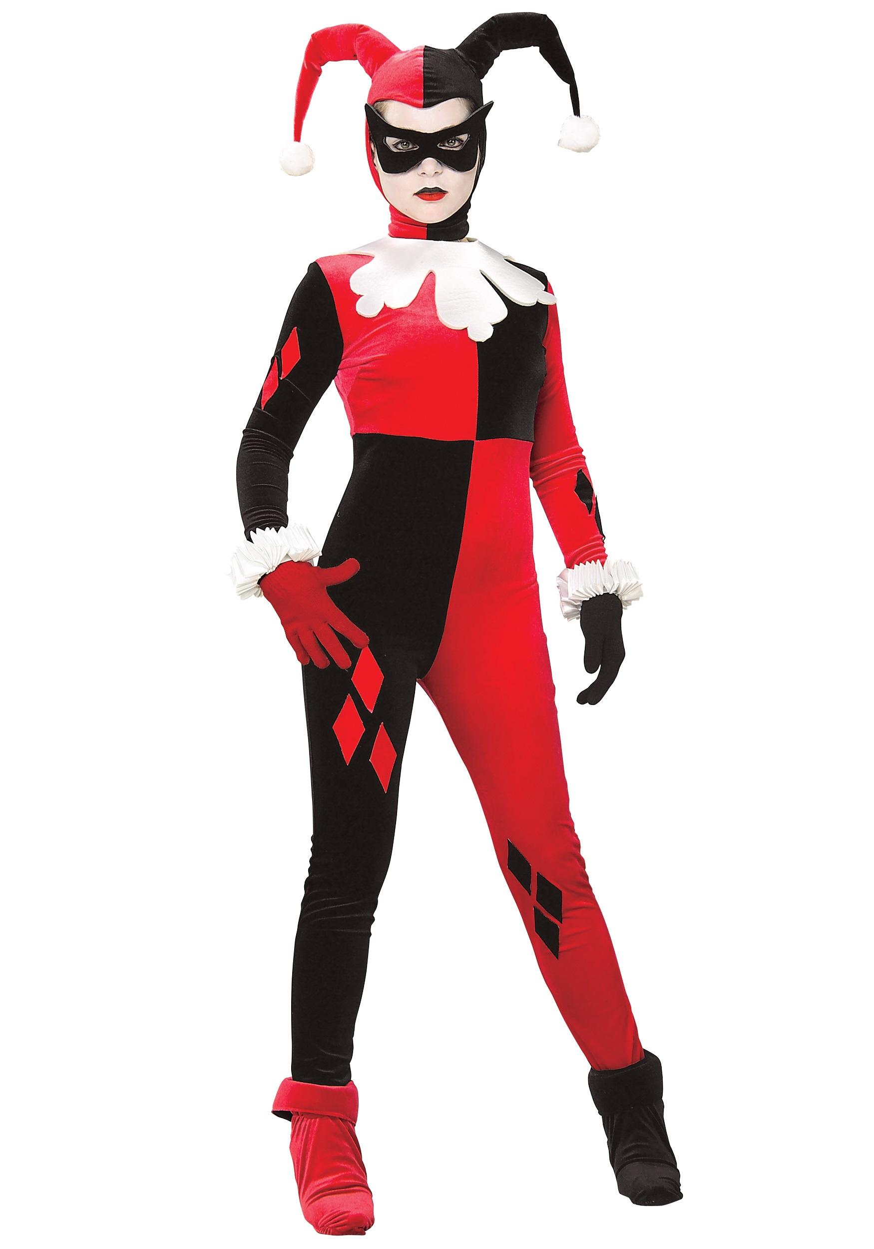 Ladies Harley Quinn Costume