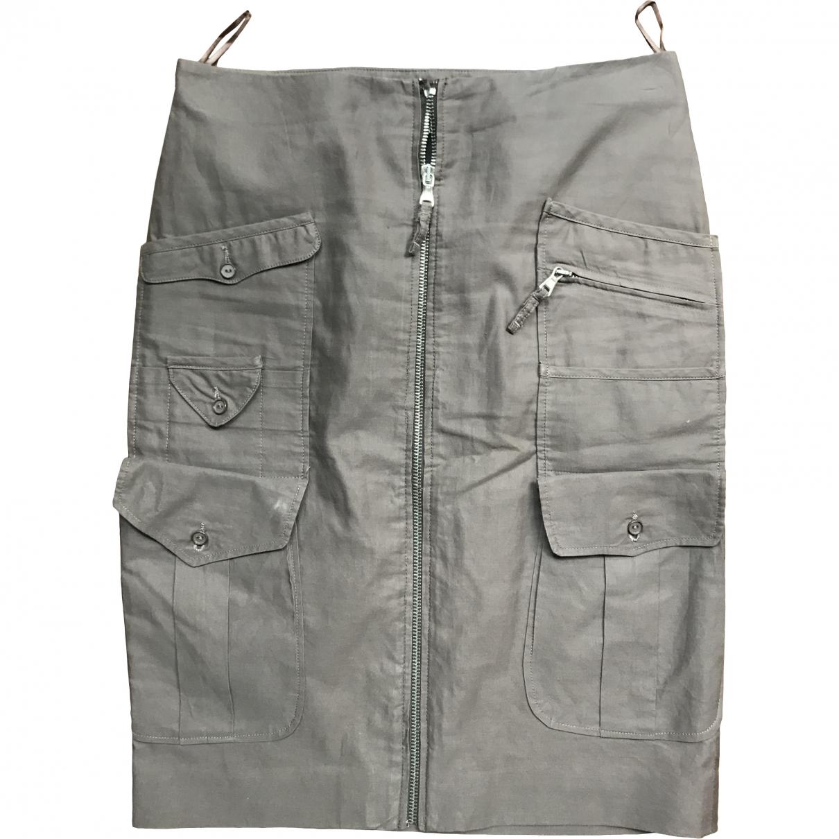 Jean Paul Gaultier \N Cotton skirt for Women 40 IT
