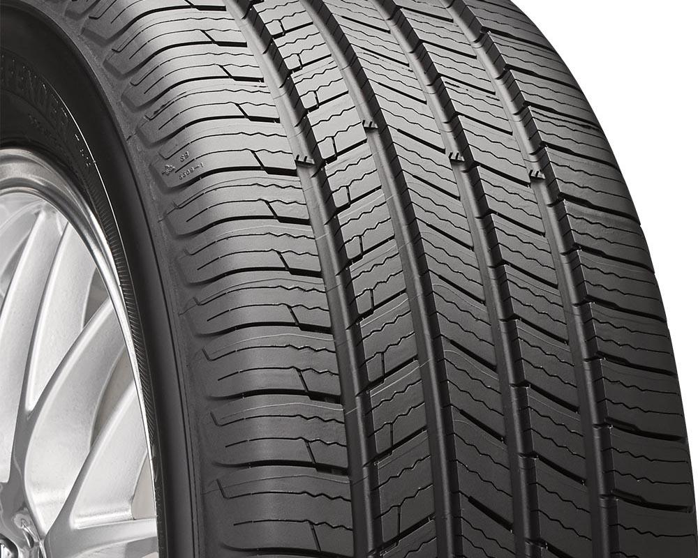 Michelin 35336 Defender T + H Tire 215/55 R18 95H SL BSW
