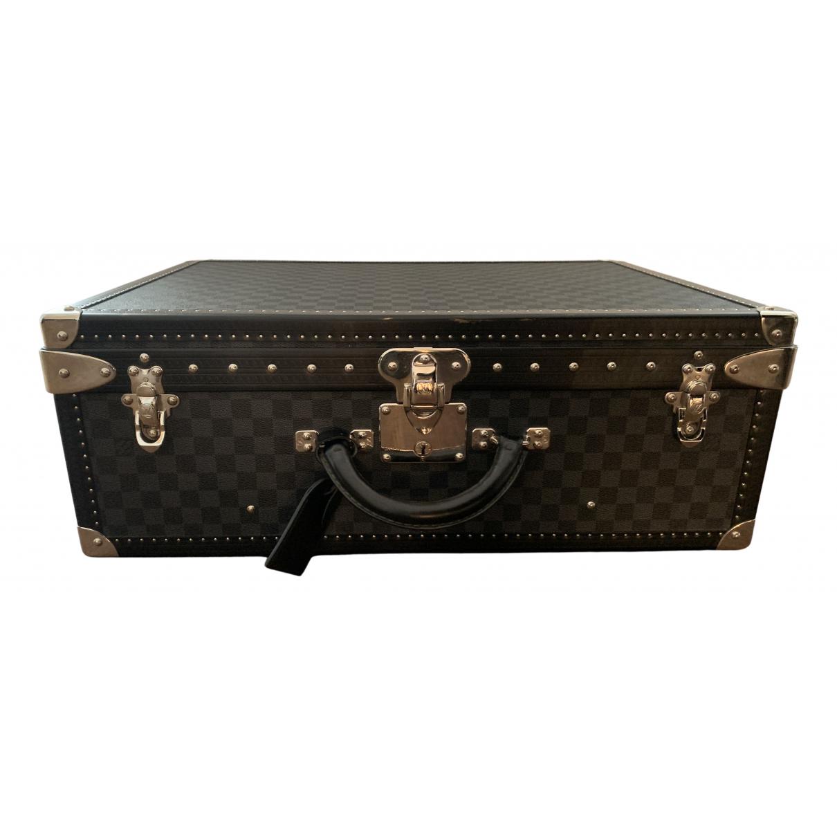 Bolso de viaje Bisten de Lona Louis Vuitton