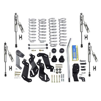 Rubicon Express 3.5 Inch Sport Lift Kit with Fox Performance Resi Shocks - RE7145FPR