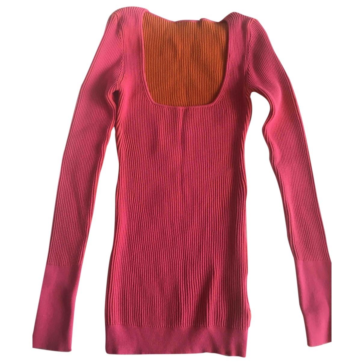 Jacquemus - Pull   pour femme - rose