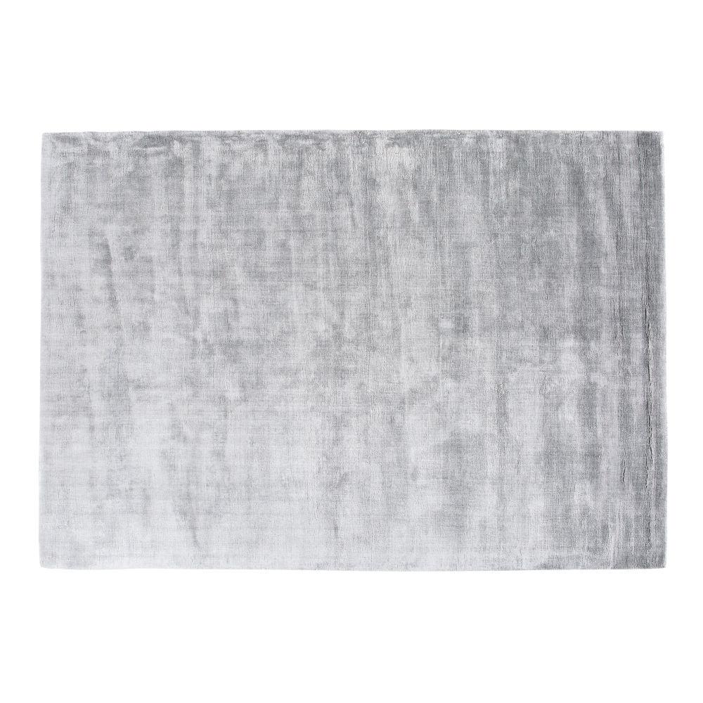 GetufteterTeppich, grau 160x230