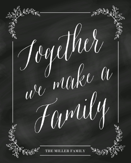 Everyday 16x20 Poster(s), Board, Home Décor -Laurel Life