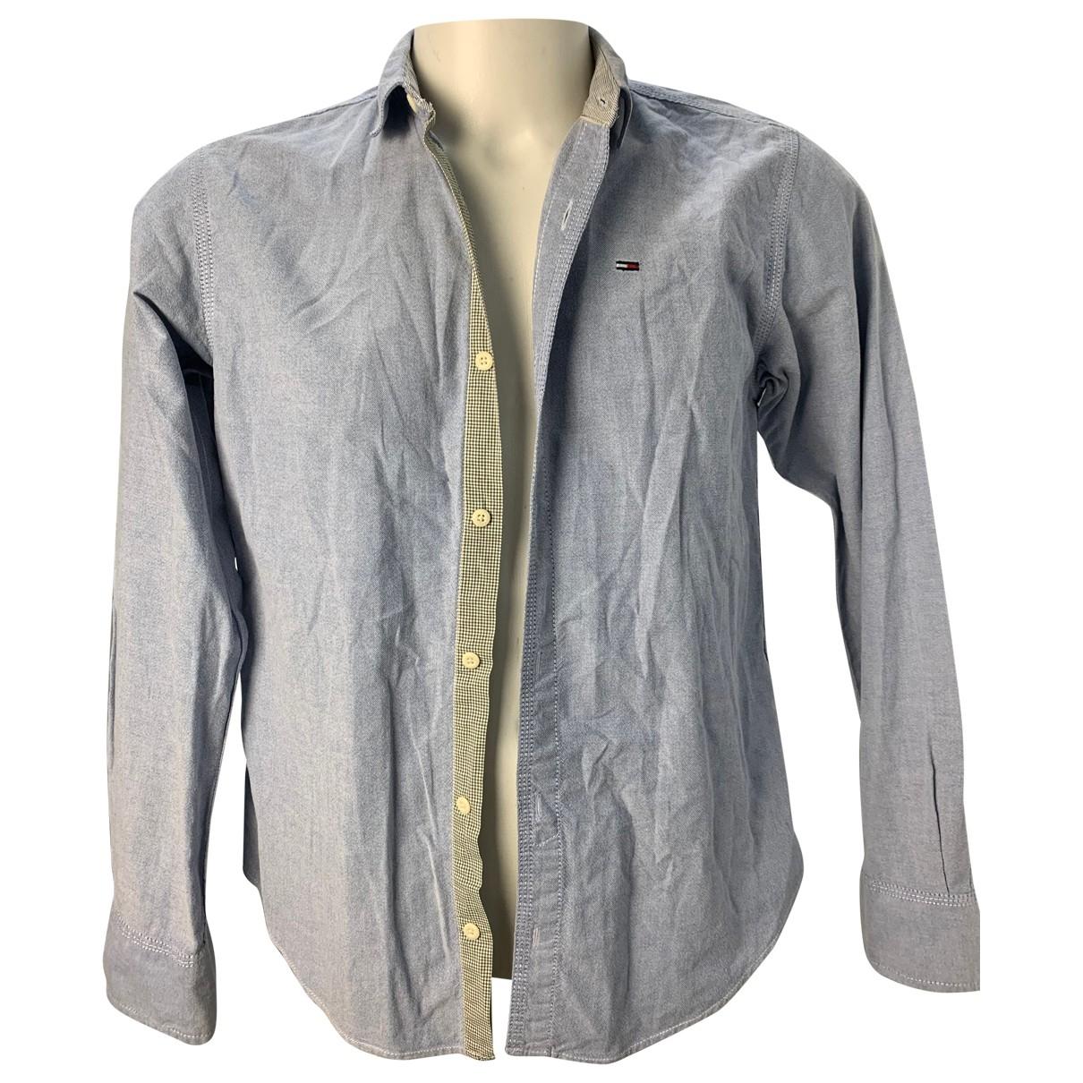 Tommy Hilfiger \N Denim - Jeans Shirts for Men S International