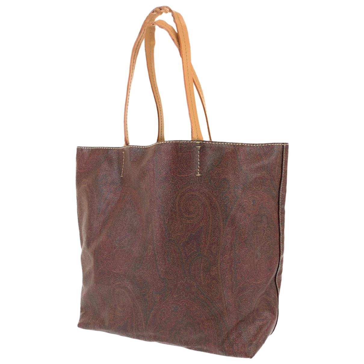 Etro N Leather handbag for Women N