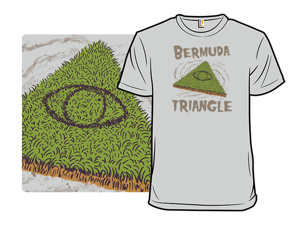 Bermuda Triangle T Shirt
