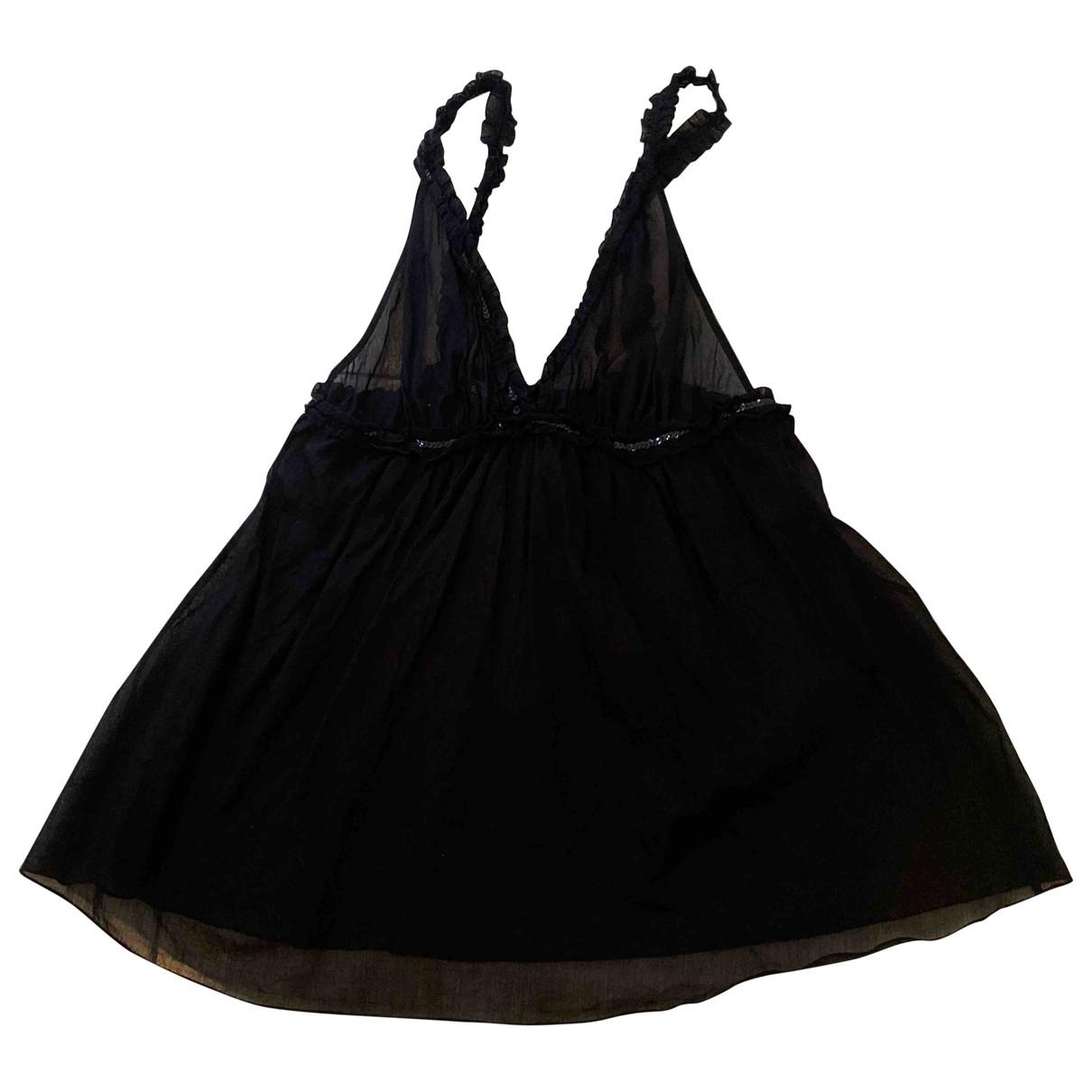 Miu Miu \N Black Glitter  top for Women XS International