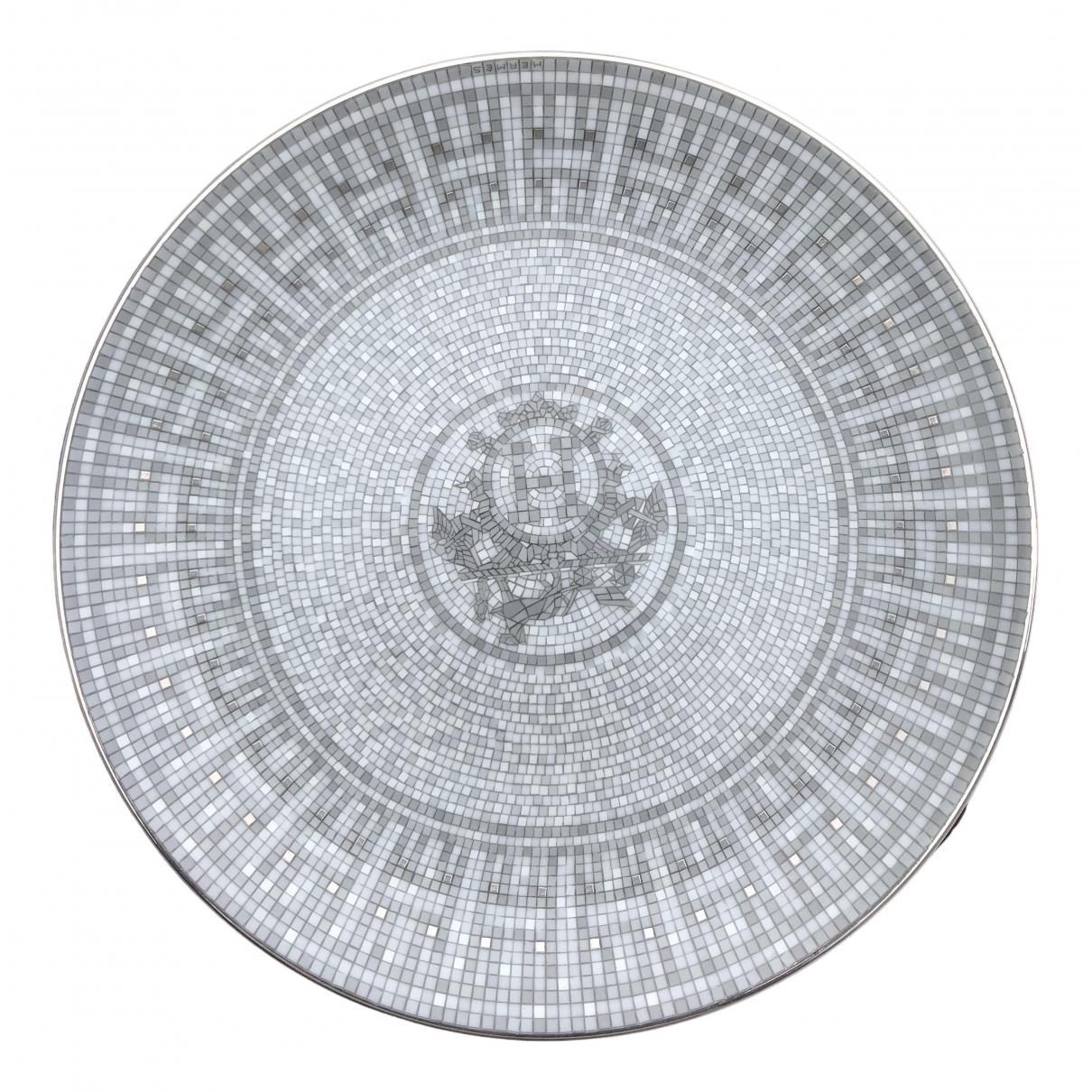 Platos Mosaique au 24 de Porcelana Hermes
