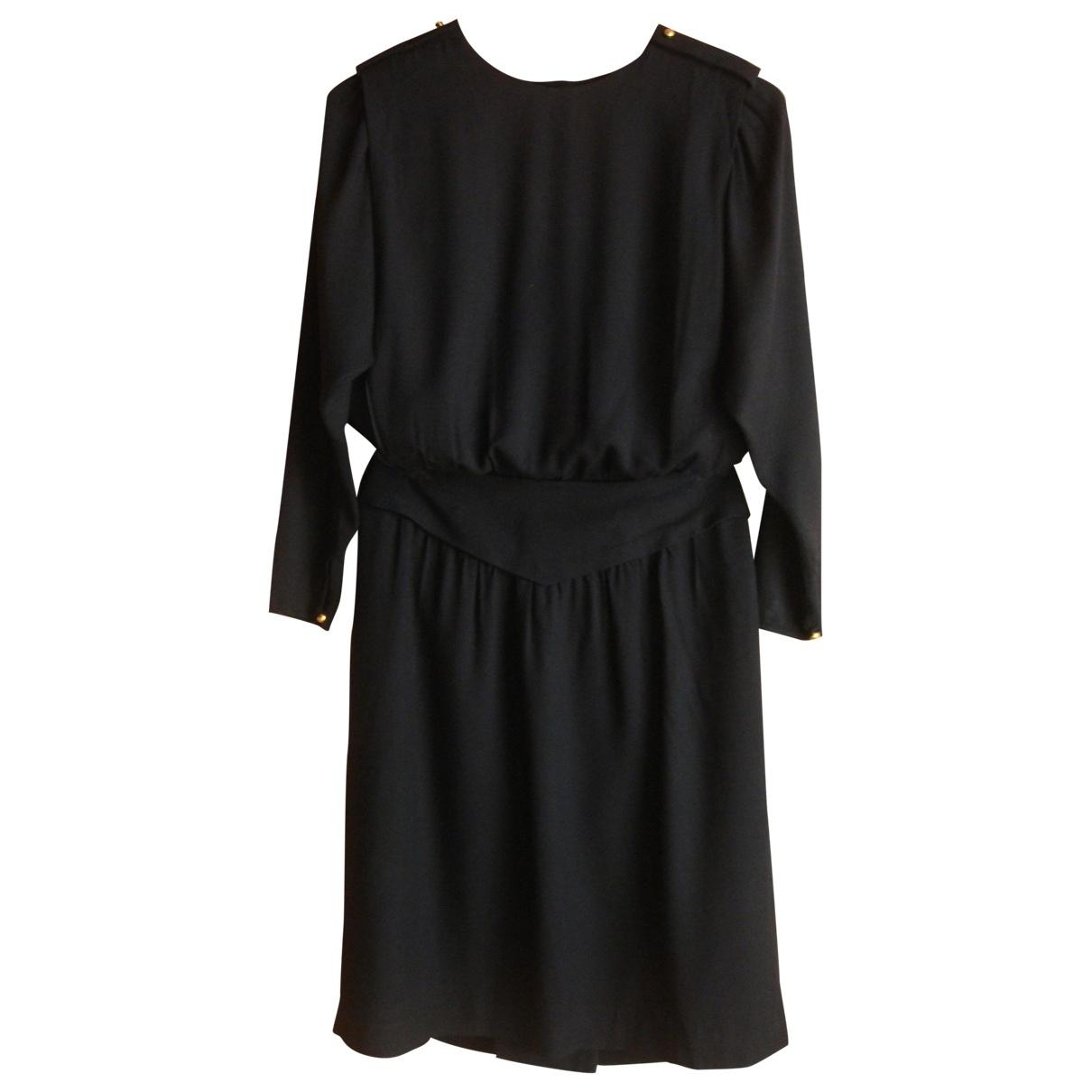 Bimba Y Lola \N Black dress for Women S International