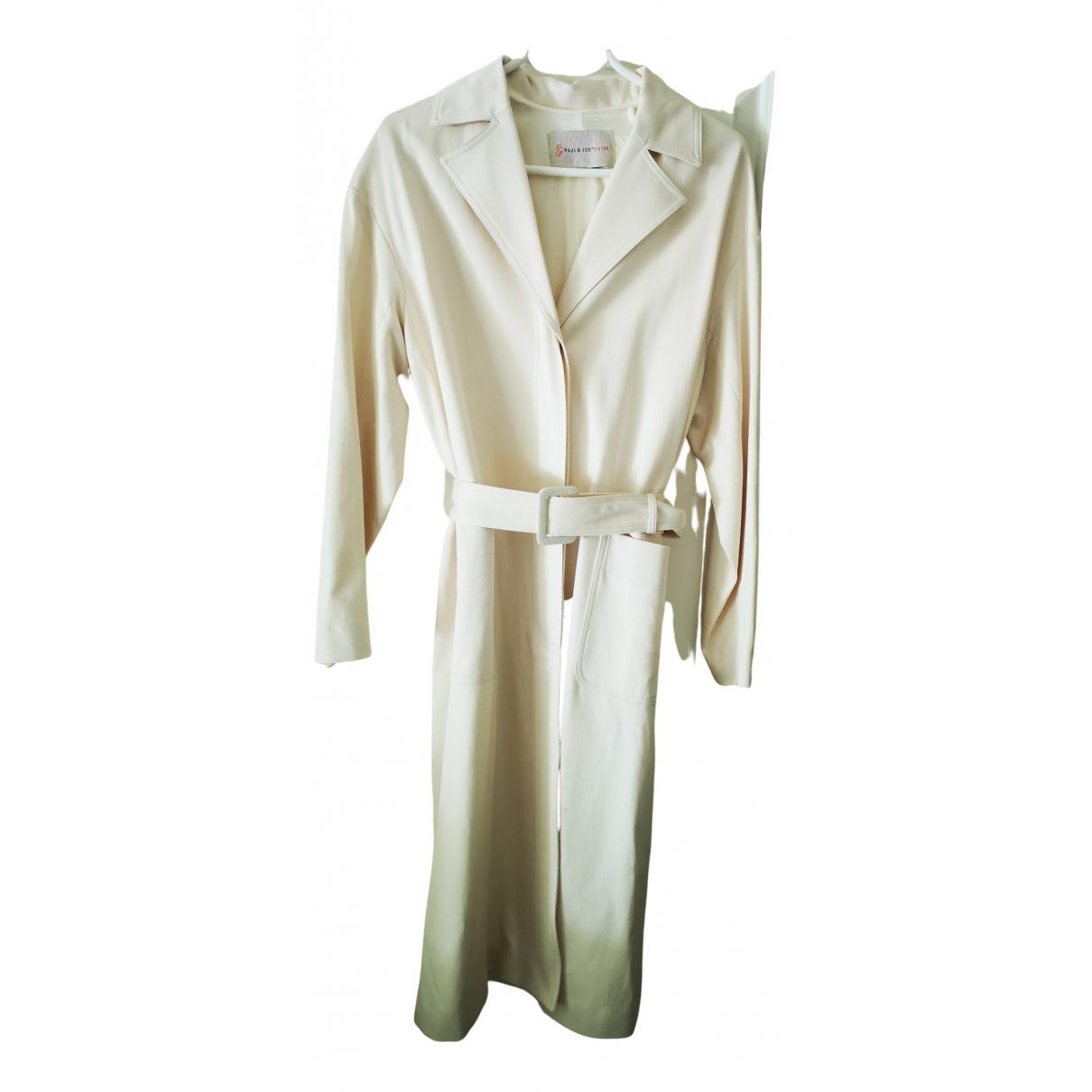 Paul & Joe Sister - Manteau   pour femme en coton - beige