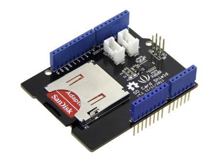 Seeed Studio , SD Card Shield V4 SD Card Shield SD Card Shield V4 for Arduino - 103030005