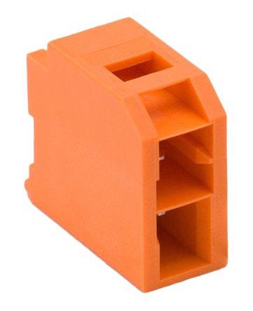 Molex , CP-6.5, 151048, 6 Way, 2 Row, Vertical PCB Header (6)