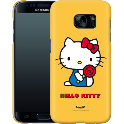 Samsung Galaxy S7 Smartphone Huelle - Hello Kitty Lollipop von Hello Kitty