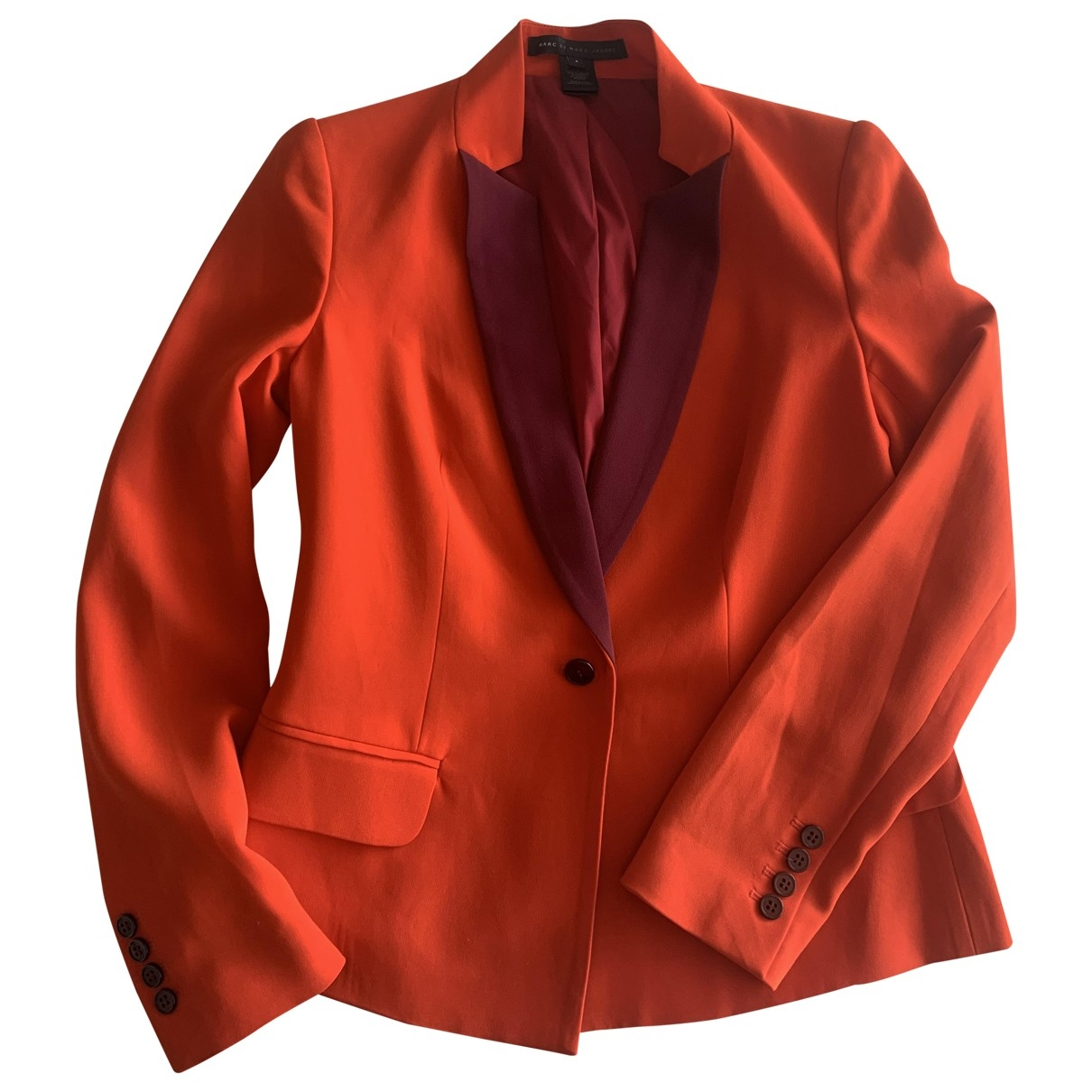 Marc By Marc Jacobs - Veste   pour femme - rouge