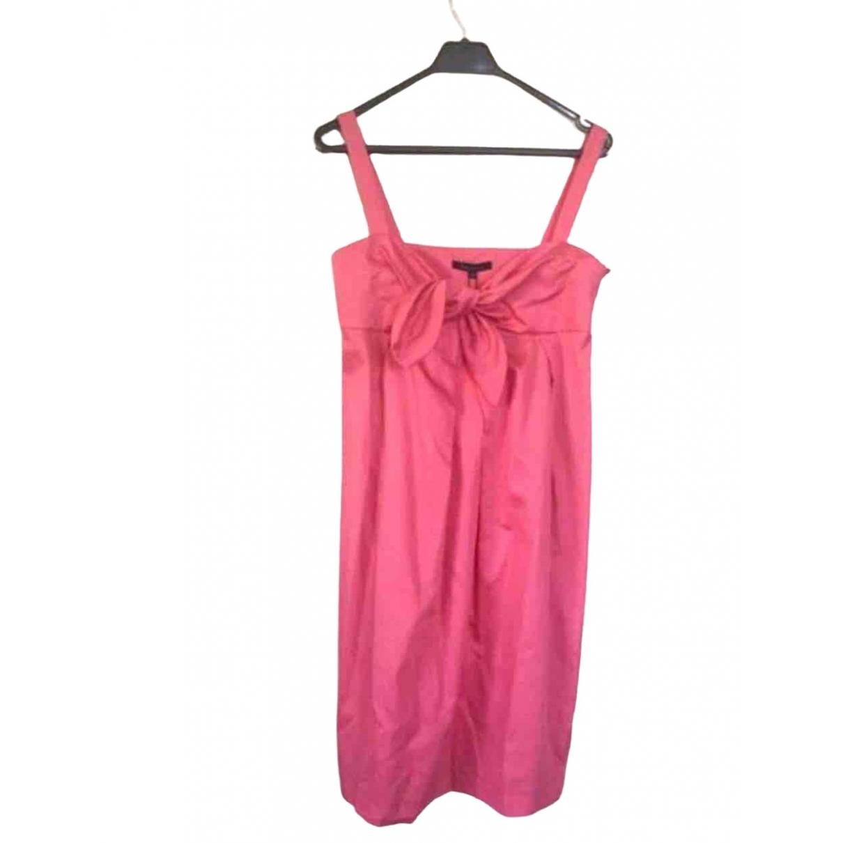 Tara Jarmon - Robe   pour femme en coton - rose