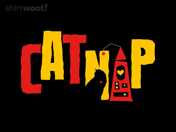 Catnap T Shirt