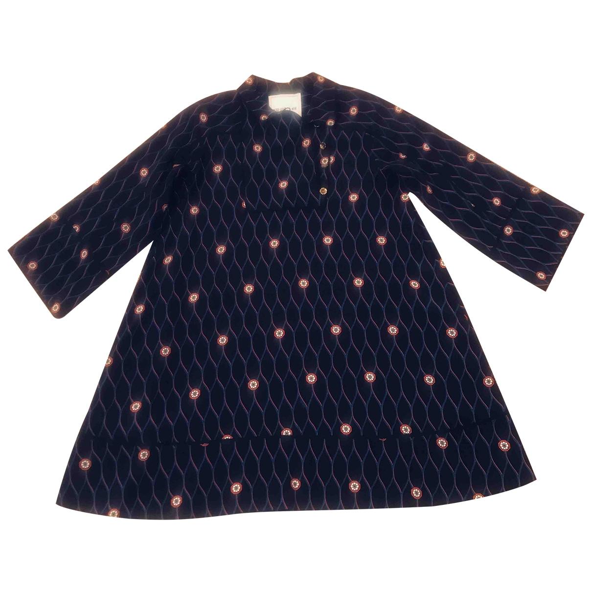 Mini vestido de Seda Kenzo X H&m