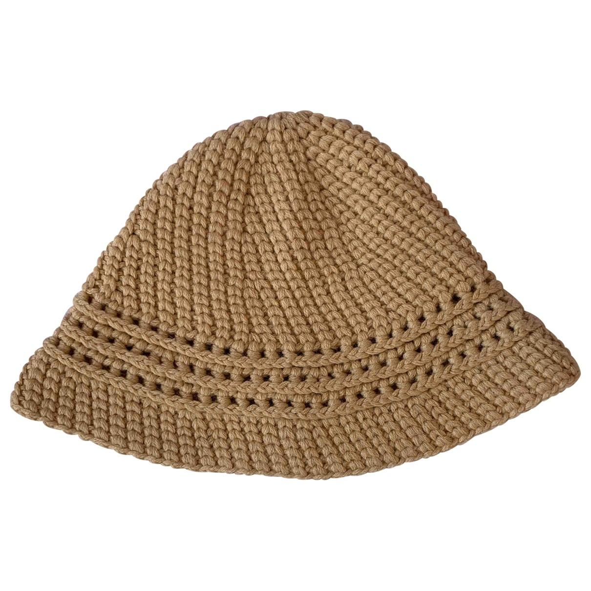 Marc Jacobs \N Beige Wool hat for Women S International