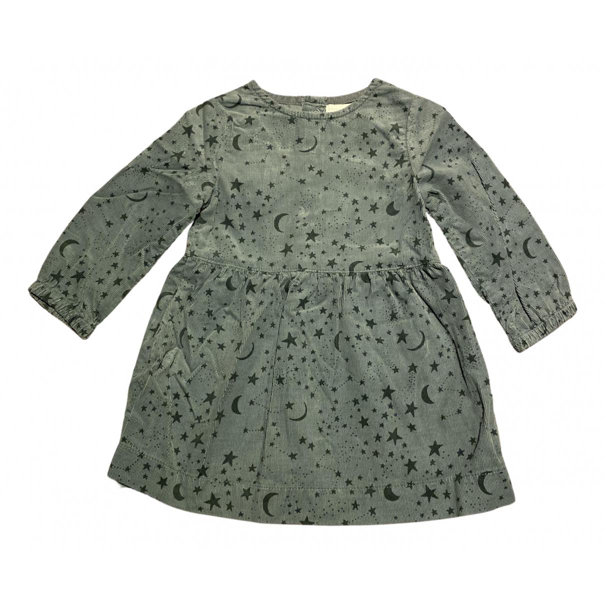 Stella Mccartney Kids \N Kleid in  Braun Baumwolle