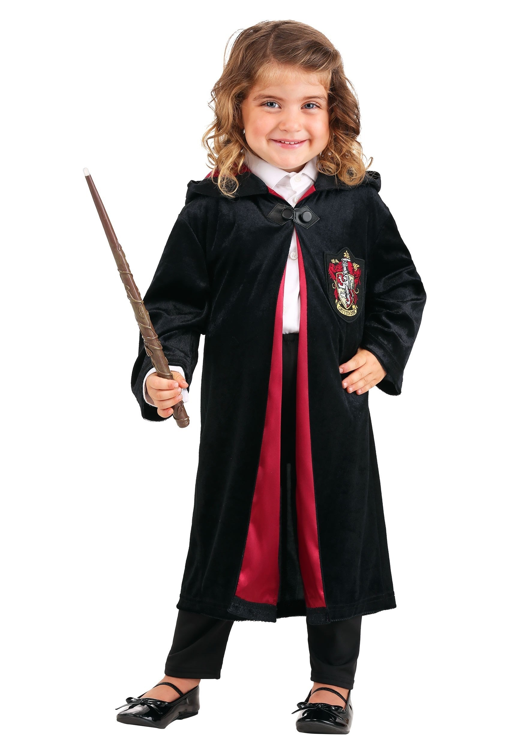 Harry Potter Deluxe Gryffindor Robe for Toddlers