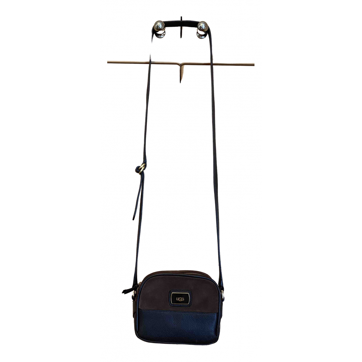 Ugg \N Brown Leather handbag for Women \N