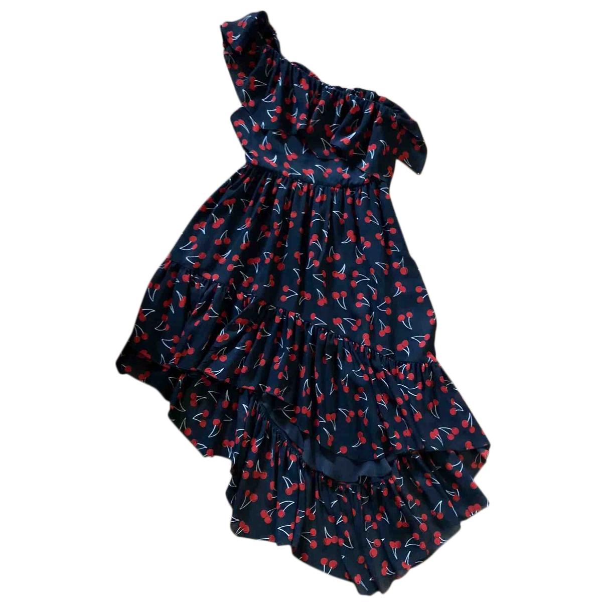 Saint Laurent \N Silk dress for Women 38 FR