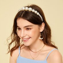 Faux Pear Headband 1pc