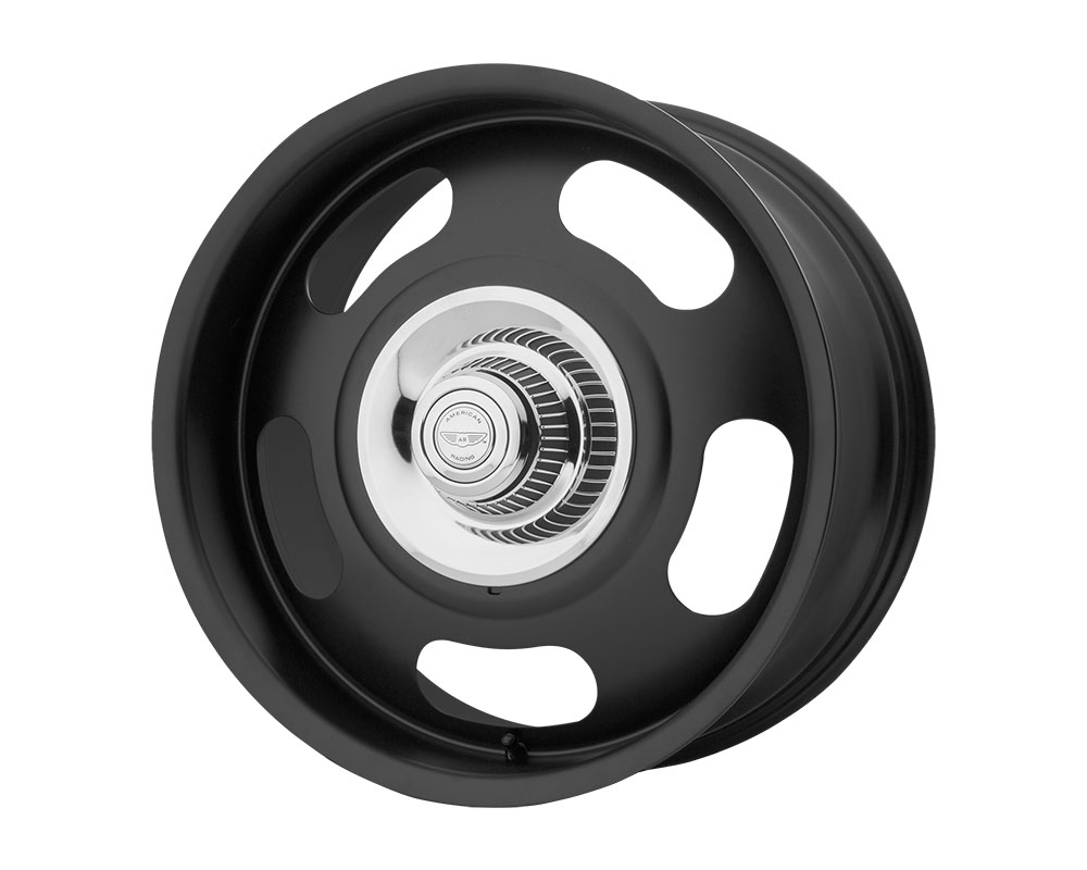 American Racing VN506 Wheel 17x9 5x5x120.65/5x127 +0mm Satin Black