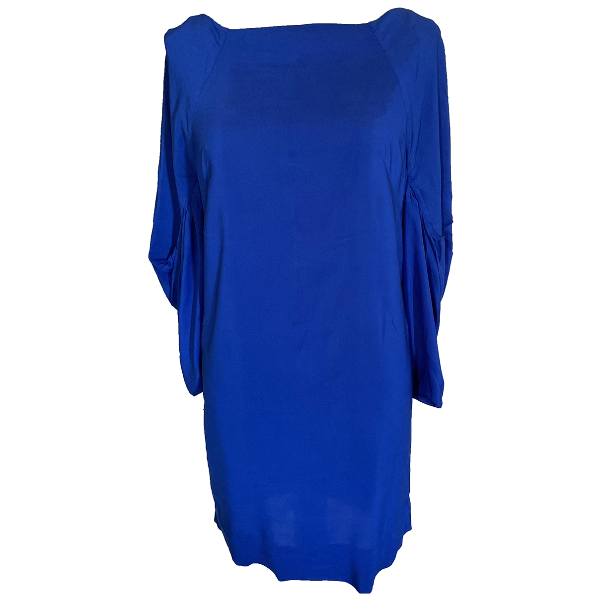 Cos - Robe   pour femme - bleu
