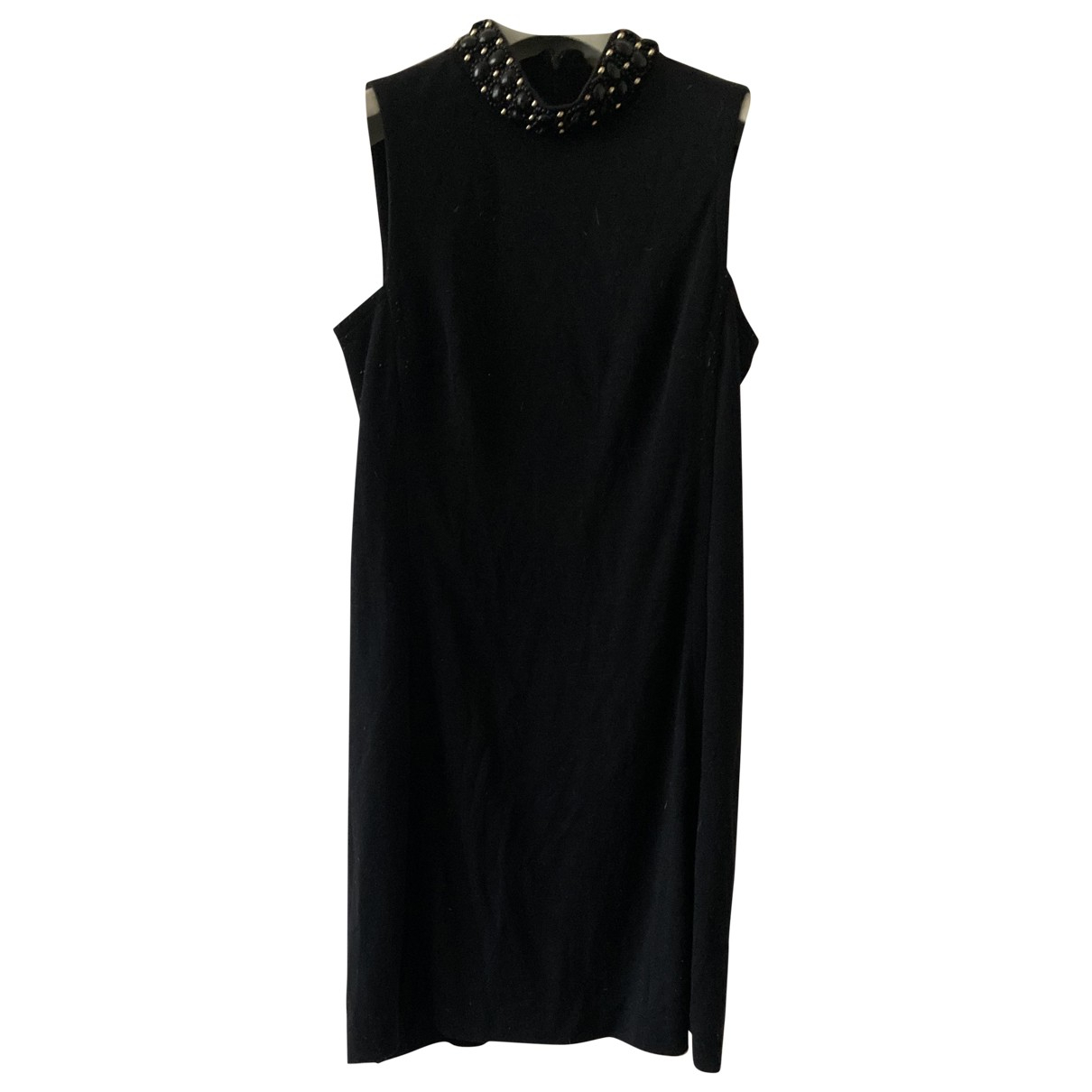 Milly N Black Wool dress for Women 6 US