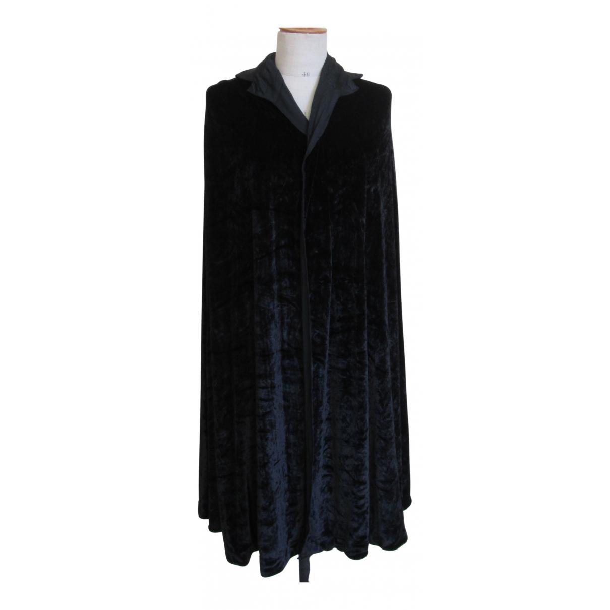 Yves Saint Laurent - Veste   pour femme en velours - noir
