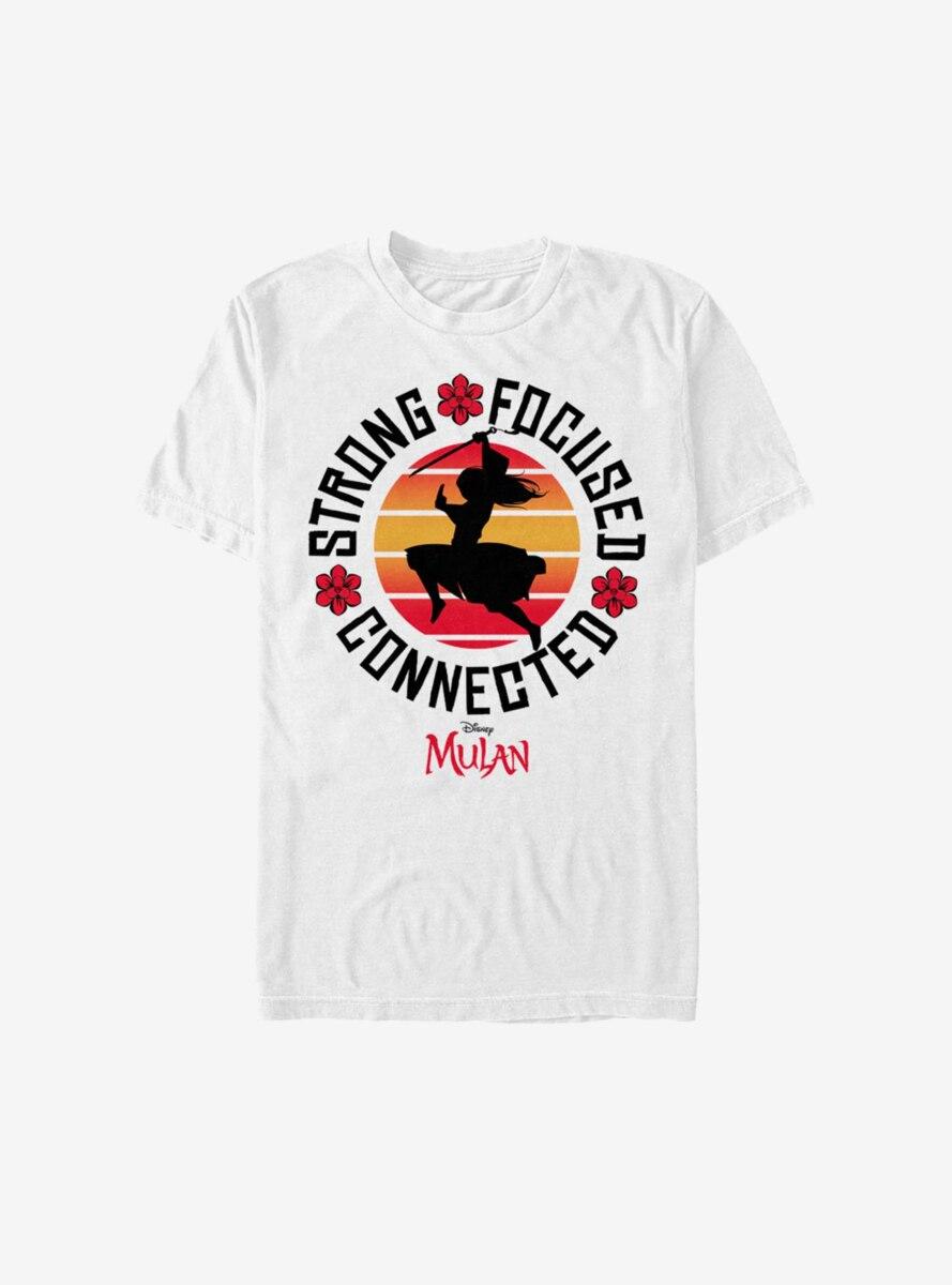 Disney Mulan Live Action Strong Focus T-Shirt