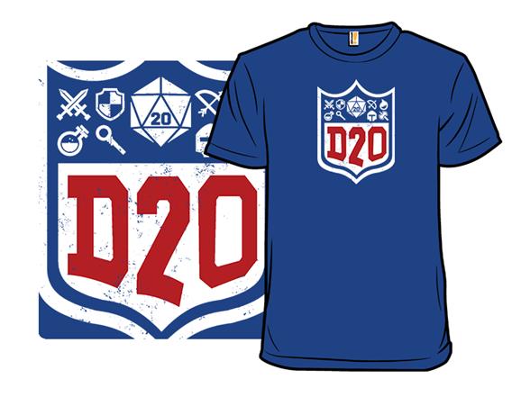 Fantastical Football T Shirt
