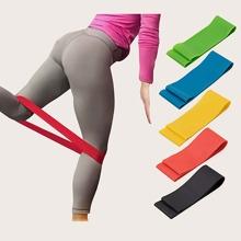 5pcs Elastic Yoga Pull Band