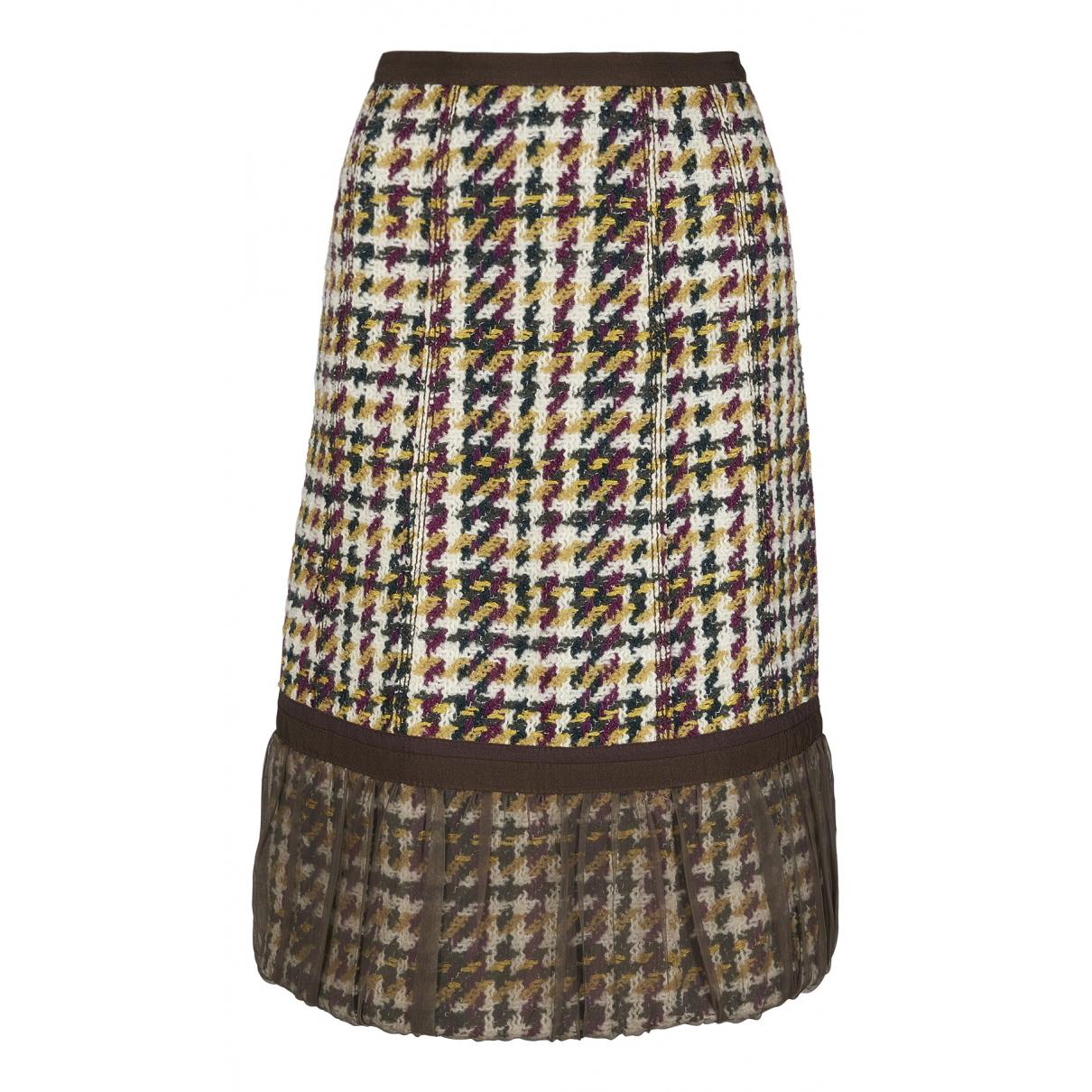 Louis Vuitton \N Rocke in  Bunt Wolle