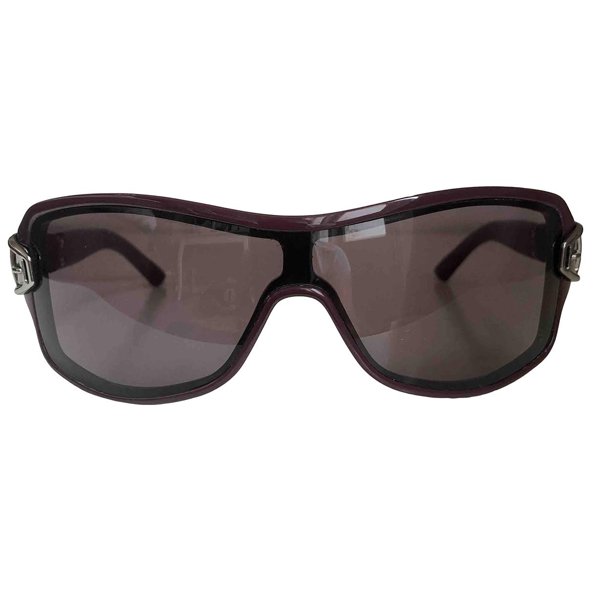 Gucci \N Sonnenbrillen in  Lila Kunststoff