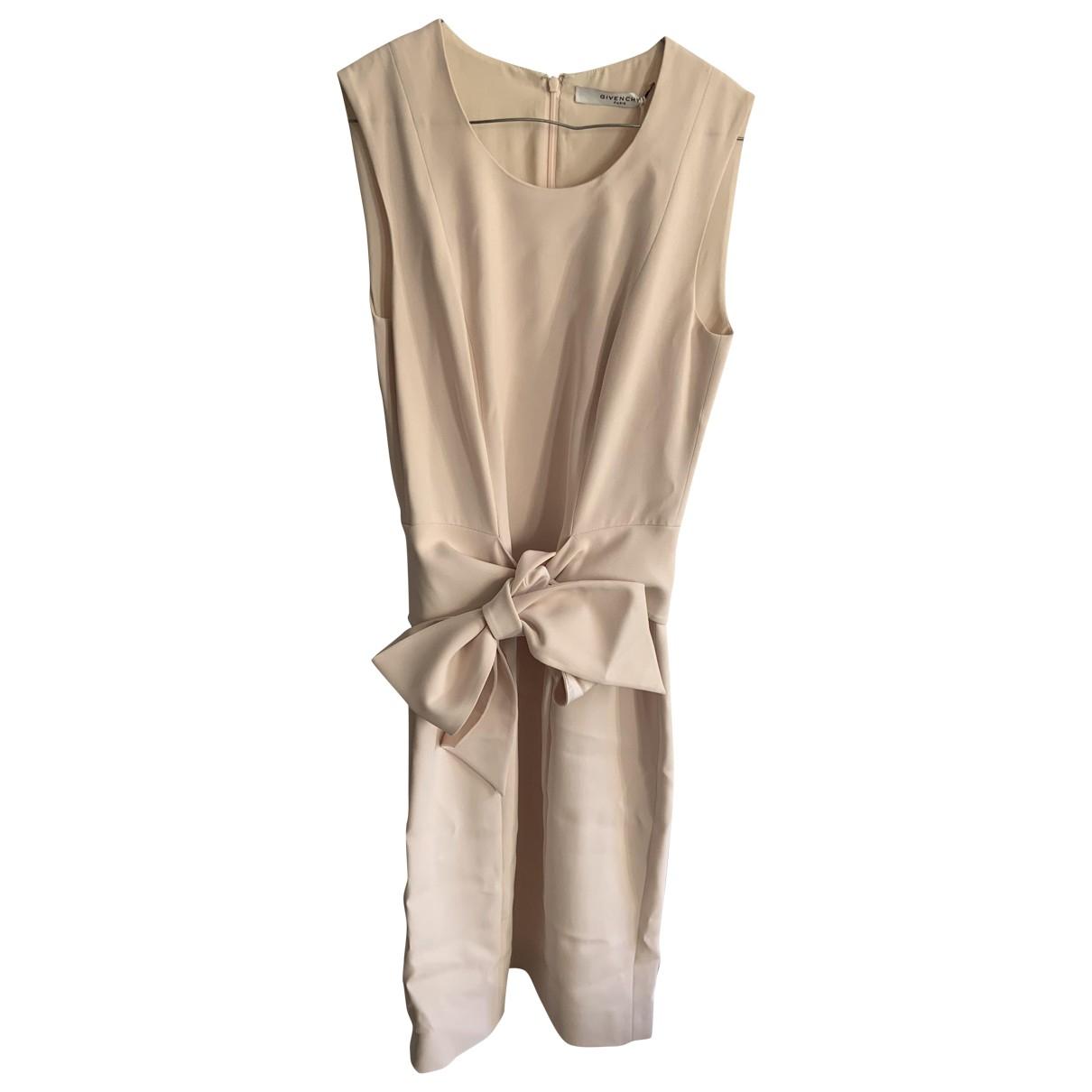 Givenchy \N Kleid in  Rosa Viskose