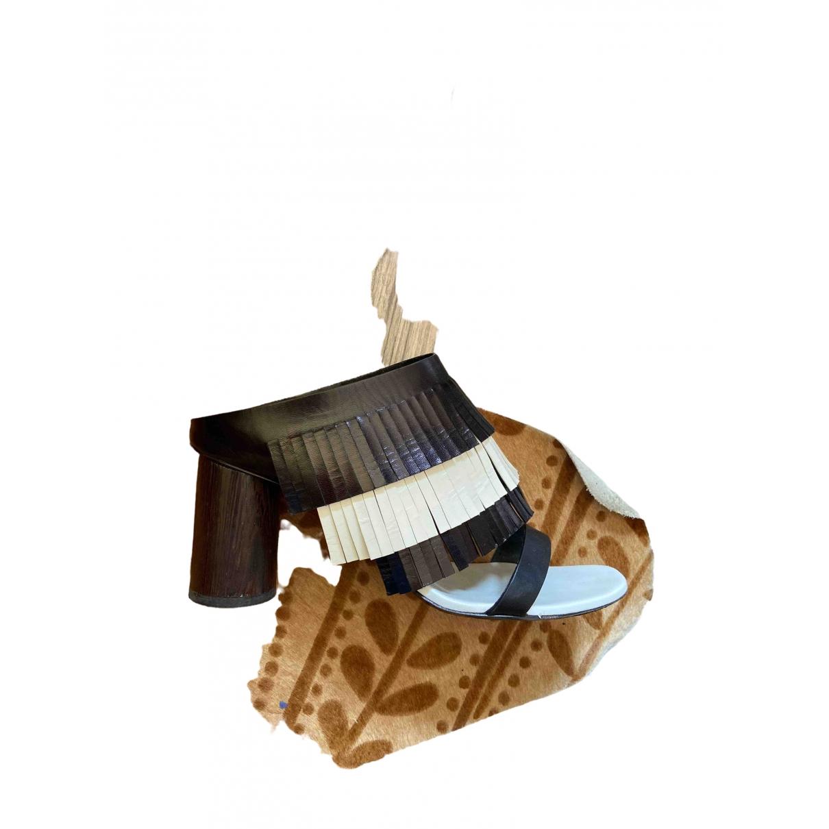 Proenza Schouler \N Multicolour Leather Sandals for Women 40 EU