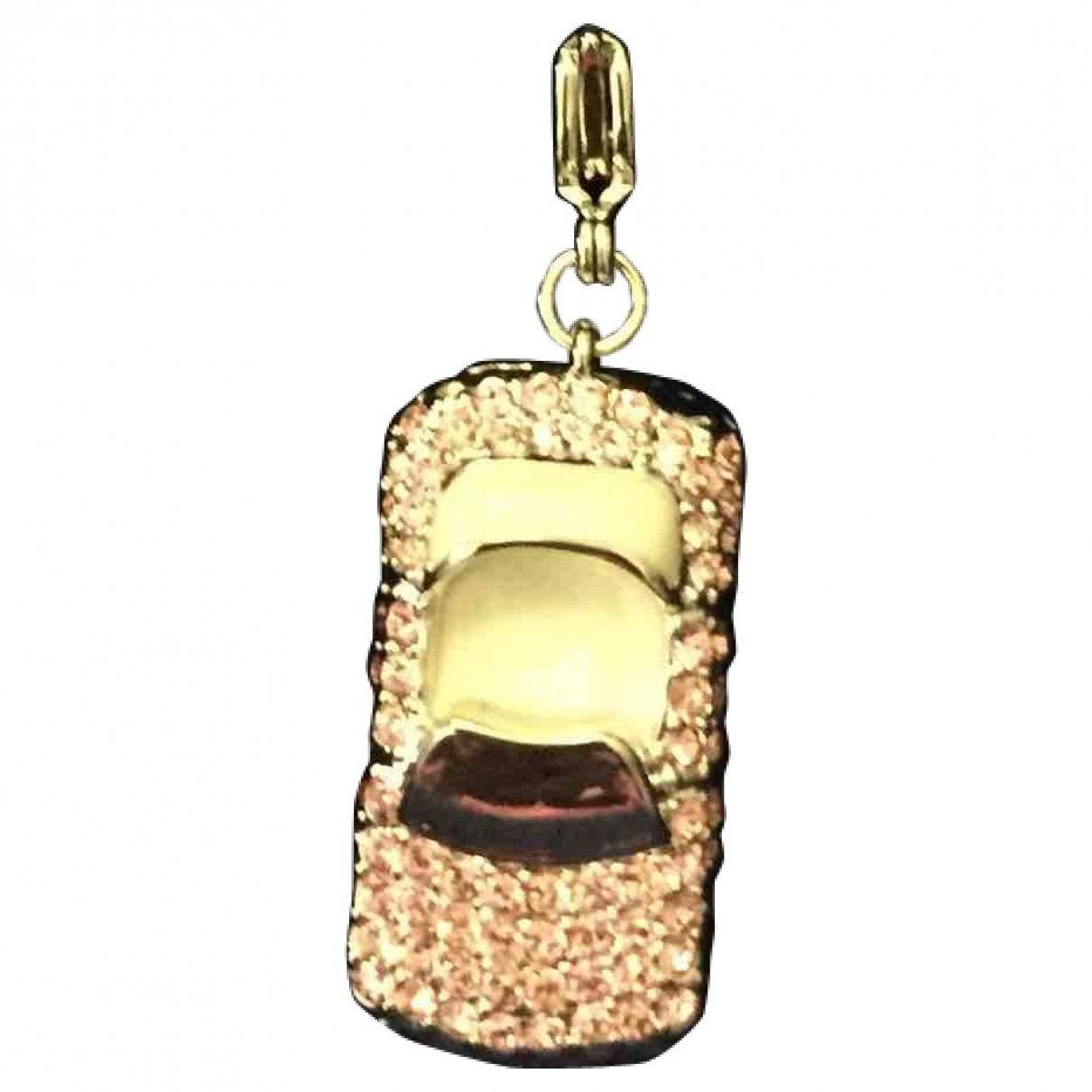 Swarovski - Bijoux de portable   pour femme en cristal - rose