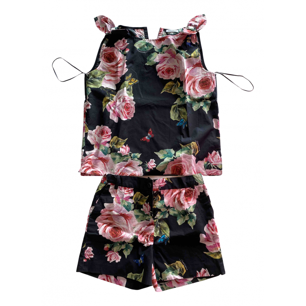 Dolce & Gabbana N Black Cotton Outfits for Kids 8 years - up to 128cm FR