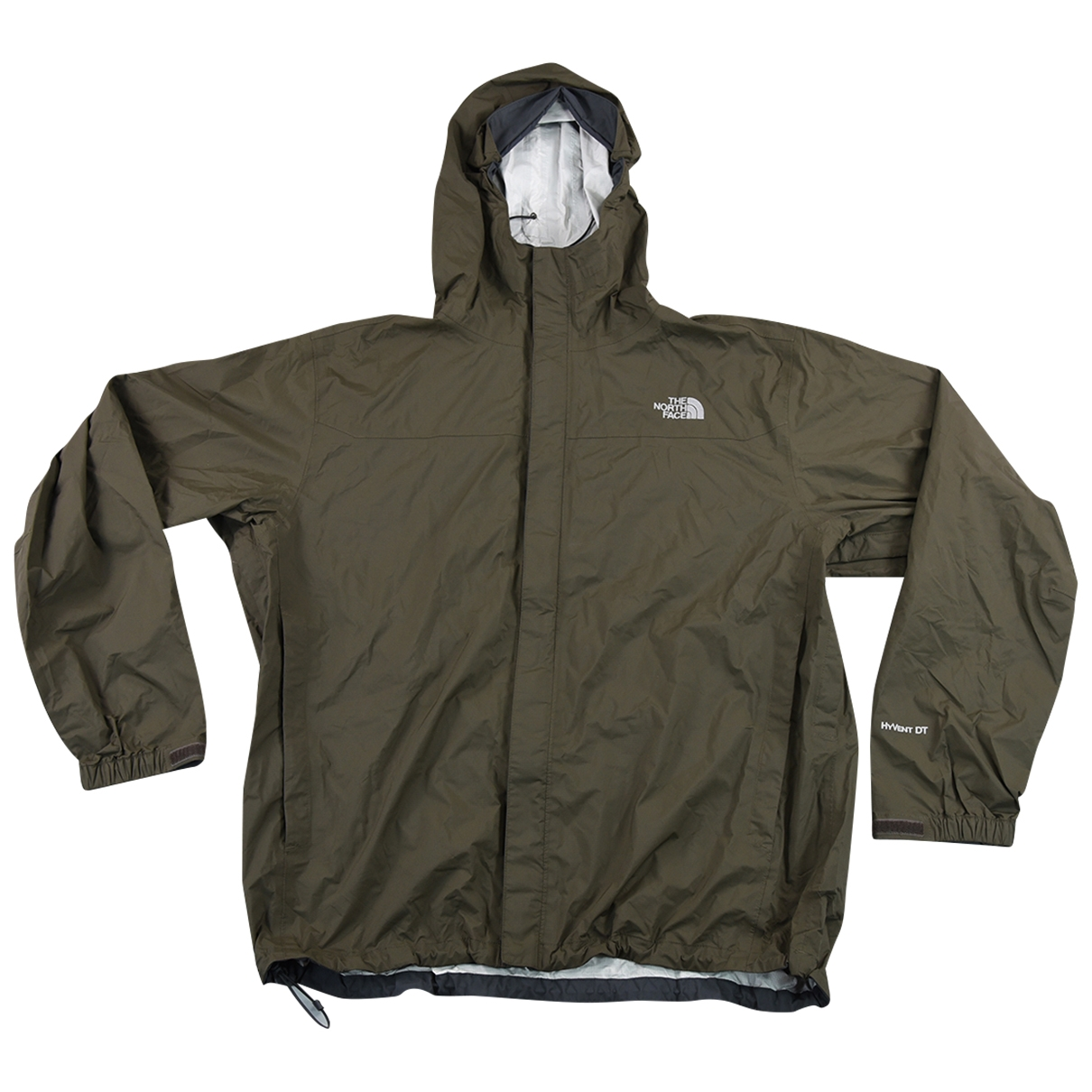 The North Face \N Jacke in  Braun Polyester