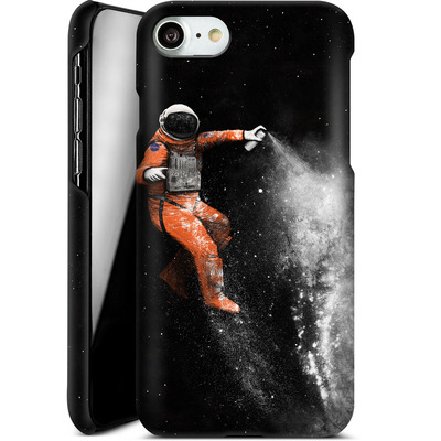 Apple iPhone 8 Smartphone Huelle - Space Astronaut von Florent Bodart